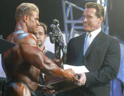 20th Annual Arnold Classic Competitors For 2008 Ironmag