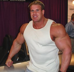 Jay Cutler Mr. Olympia