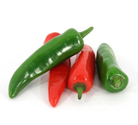 Health Benefits of Chilli