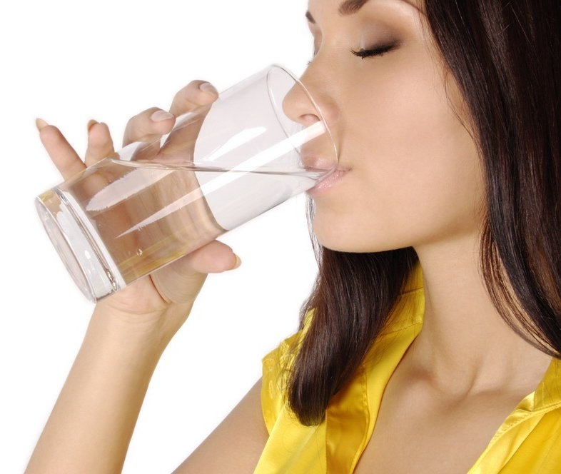 The slimming effect of drinking water at mealtimes