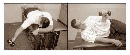 Dos ejercicios para los hombros libres de lesiones 3