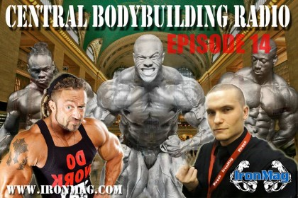 Central Bodybuilding – Episode 14