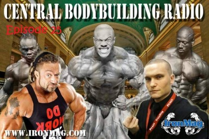 Central Bodybuilding – Episode 25