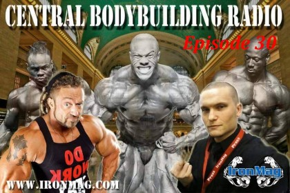 Central Bodybuilding – Episode 30