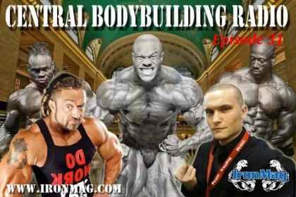 Central Bodybuilding – Episode 31