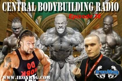 Central Bodybuilding Episode 36