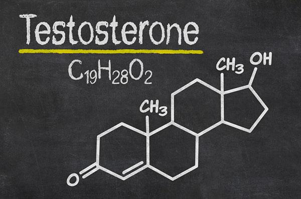 testosterone-molecules