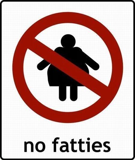 no-fatties