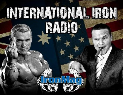 International Iron with Lee Priest Episode 43