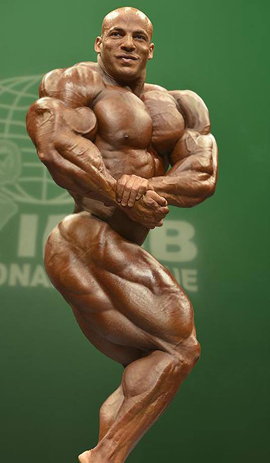 Massive Ramy's Measurement Drawback | IronMag Bodybuilding Weblog