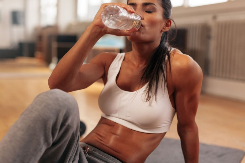 Is Glowing Water a Competitor's New Weight-reduction plan Secret?