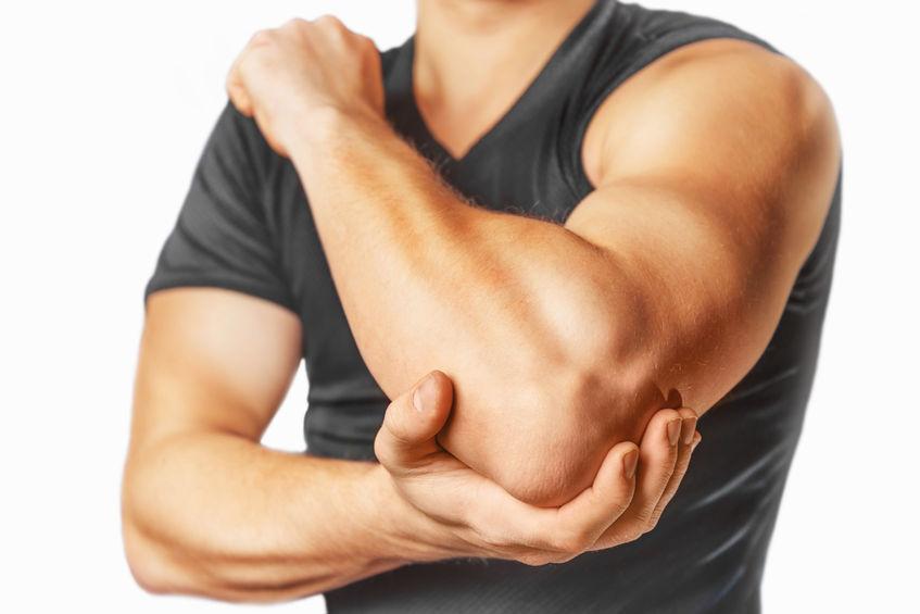 Tennis Elbow: A Bodybuilder's Nightmare