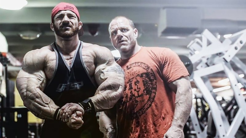 Is the 212 Olympia Flex Lewis' to Lose?