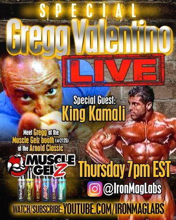 Gregg Valentino & King Kamali 100% Uncensored