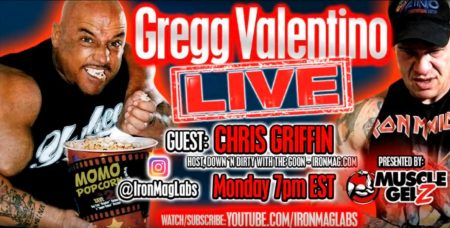 Gregg Valentino + THE GOON – Boxing, Bodybuilding, & Gear!