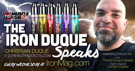 The Iron Duque Speaks! Nick's Strength, Lui Momo Focus on Jon Anderson