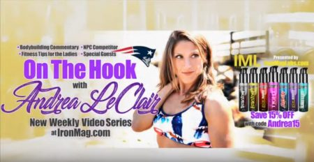 Women in Bodybuilding – Dispelling The Myths – On The Hook (Ep2)
