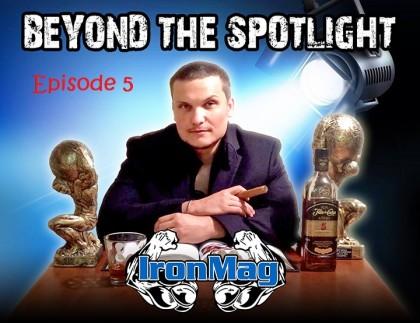 Jon Ward – Beyond The Spotlight – Episode 5
