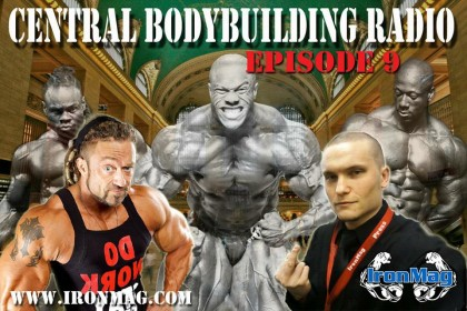 Central Bodybuilding – Episode 9