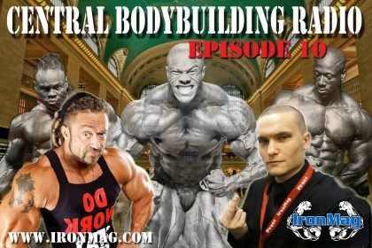 Central Bodybuilding – Episode 10