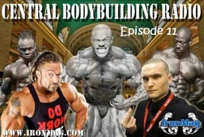 Central Bodybuilding – Episode 11