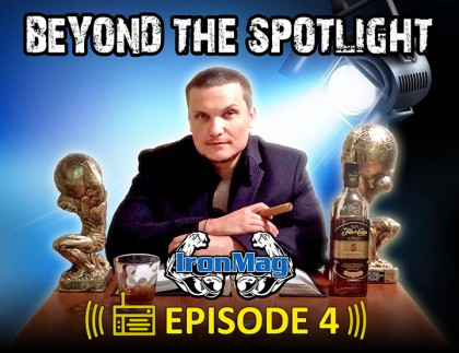 Troy Alves – Beyond The Spotlight – Episode 4
